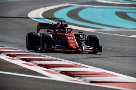 Vettel Abu Dabi F1 2019