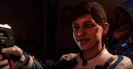 La insoportable levedad de las animaciones de Mass Effect: Andromeda