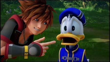 Esta representación de Kingdom Hearts en los G4 Game Awards de 2003, demuestra que la franquicia no funcionaría en la vida real