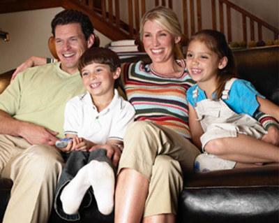 Familia television