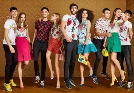 Dolce & Gabbana se rinde al amor con una colección para este San Valentín