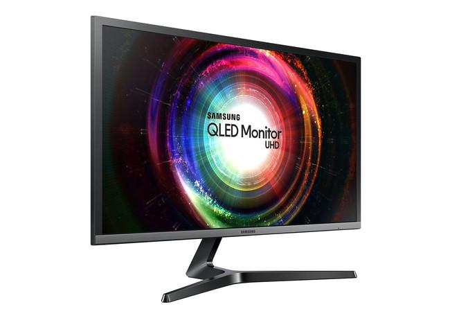 El Samsung U28H750 es un monitor de prestaciones ajustadas para entrar a competir en la gama media baja