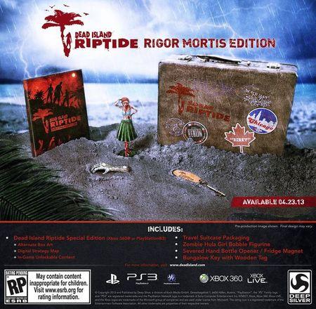 Dead Island: Riptide - Rigor Mortis Edition