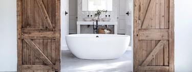 Tener una bañera, ¿el nuevo símbolo del lujo en el cuarto de baño?