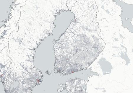 Mapa Demografico Norte
