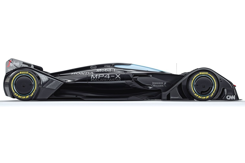 Foto de McLaren MP4-X (3/8)