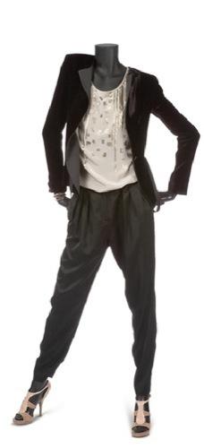 Vestidos de fiesta de Massimo Dutti, pantalón