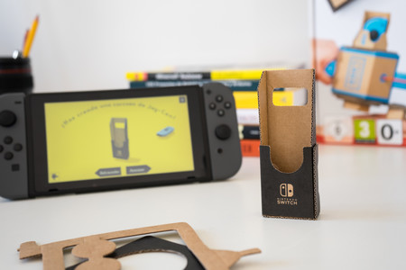 Nintendo Labo Review Xataka 8 De 1