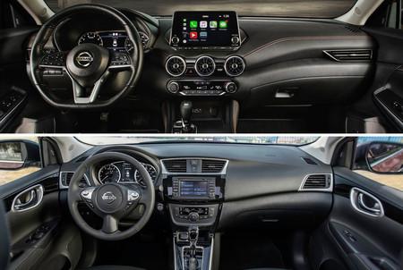 Nissan Sentra 2020 Vs 2019 5