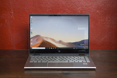 Hp Pavillion X360 Analisis Intel 10