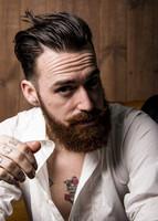 """Lord Jack Knife: """"La barba aporta seguridad en uno mismo y el respeto de los demás"""""""