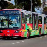 La próxima semana circulará el primer bus eléctrico de Transmilenio