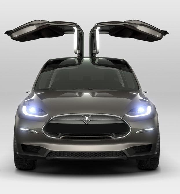 Foto de Tesla Model X (12/15)