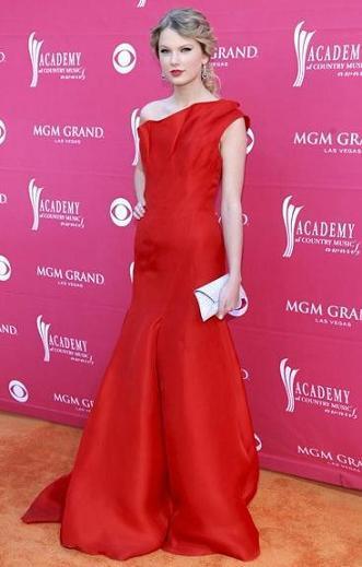Lo mejor de la alfombra roja en los Academy of Country Music Awards 2009