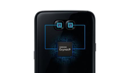 La cámara del Galaxy Note 8 apunta alto: zoom x3, modo noche mejorado y dual fusión