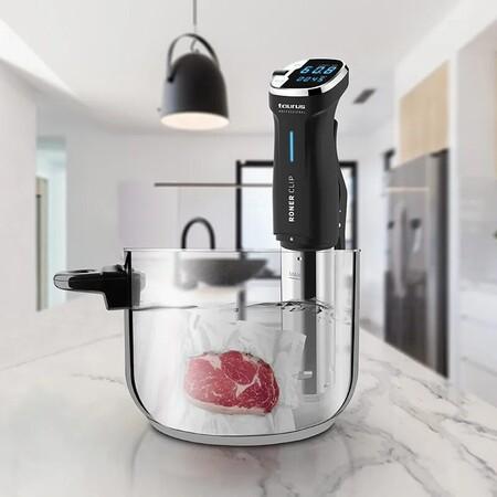 Cocina a baja temperatura con el Roner clip de Taurus: consíguelo a mitad de precio hoy en Amazon
