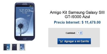 Samsung Galaxy S3 Telcel