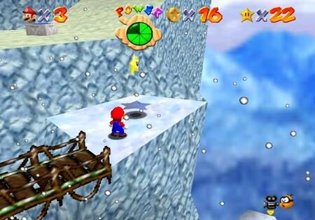 Super Mario 64 Mundo4 Estrella4 02