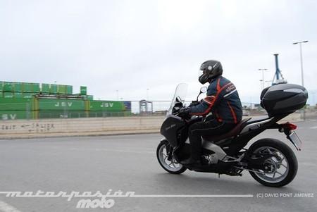 Honda Integra, prueba (conducción en ciudad y pasajero)