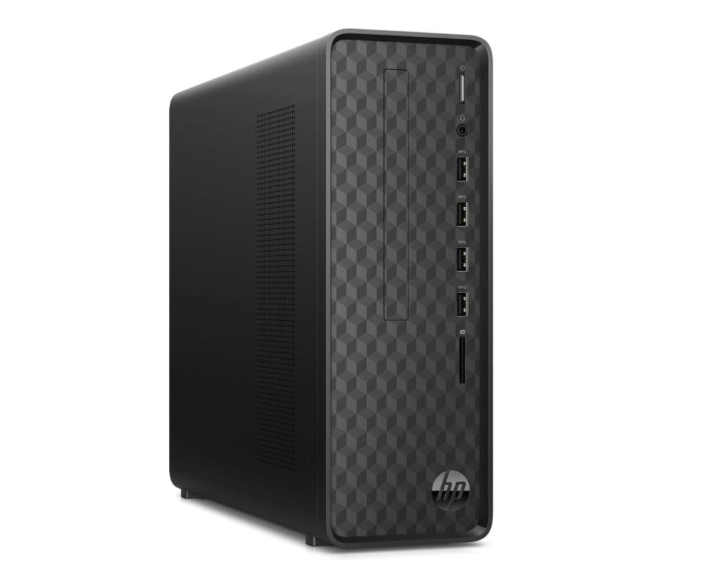 Sobremesa HP Slim S01-aF0029ns, AMD Ryzen 3, 8GB, 256GB SSD