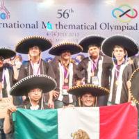 Aún sin apoyos mexicanos ganan medallas de oro en concursos internacionales de matemáticas
