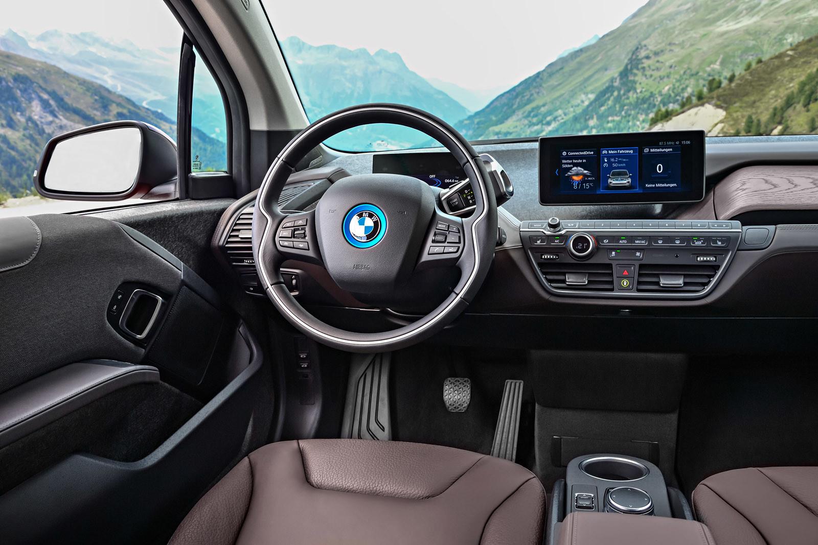 Foto de BMW i3 y i3s 2018 (88/139)