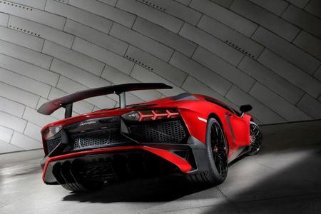 Lamborghini Aventador Sv Carscoops11