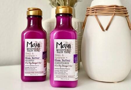 Los productos curly de Maui Moisture que huelen a frapuccino y dejan las puntas súper suaves incluso si los usas en pelo liso