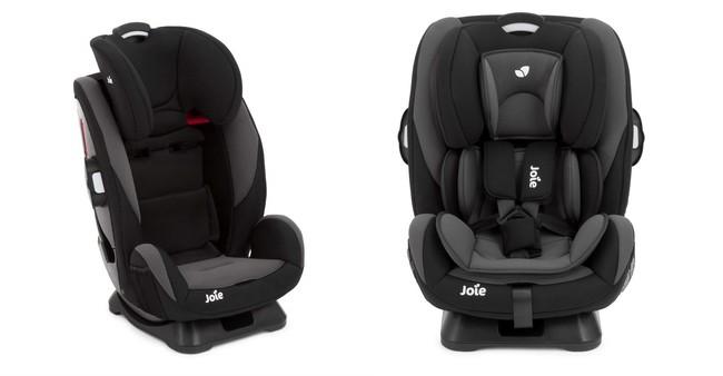 Desde los 0 a los 12 años: silla de coche grupo 0+/1/2/3 Joie rebajada a 245,65 euros en Amazon