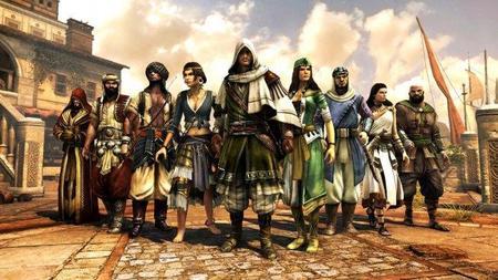 La beta de 'Assassin's Creed: Revelations' se abre mañana a todos los usuarios de PSN