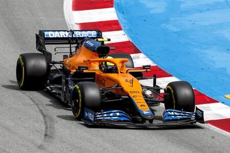 Norris Espana F1 2021