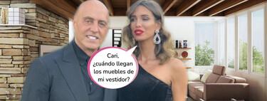 Kiko Matamoros y Marta López Álamo se mudan: este es su nuevo casoplón con vestidor gigante incluido