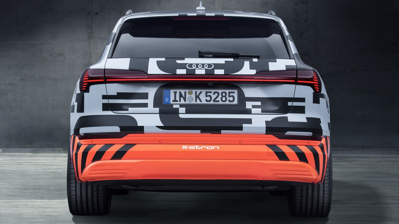 Foto de Audi e-tron prototype (6/21)
