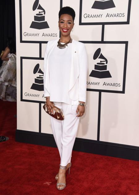 Carolyn Malachi Grammy 2015