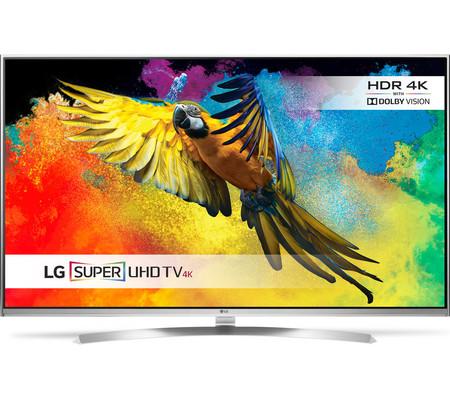 Smart TV LG 49UH850V de 49 pulgadas, con resolución 4K, por 799 euros y envío gratis