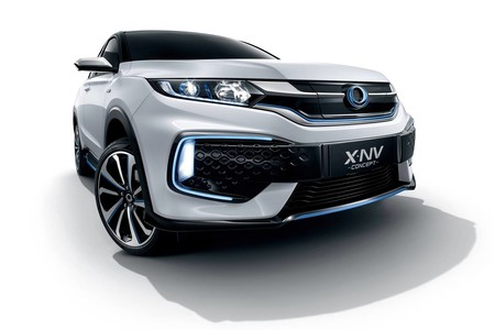 Honda XN-V 3