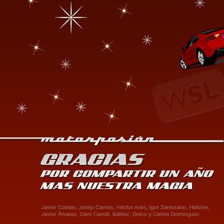 Motorpasión os desea Feliz Navidad