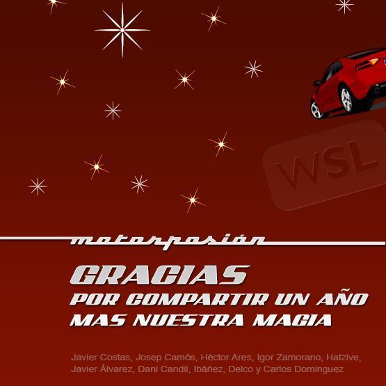 Motorpasión Navidad 2012