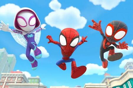 Spider Man And His Amazing Friends Primeras Imagenes Cover