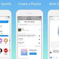 Facebook Messenger ya permite crear playlists grupales para Spotify