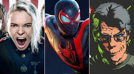 Seis planes imprescindibles para el fin de semana: 'Spider-Man: Miles Morales', 'Desafío Total' en cines, Stephen King y mucho más