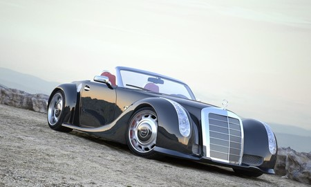 Mercedes-Benz GWA 300 SLC