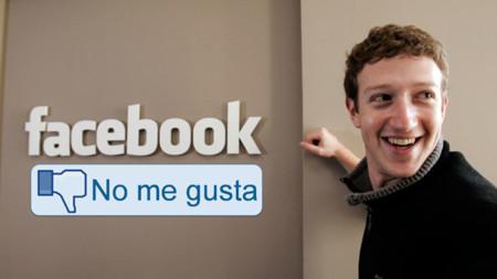 """Se acerca el botón """"No Me Gusta"""" a Facebook. ¿El fin del mundo (feliz) como lo conocemos?"""