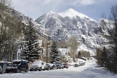 La estación de esquí de Telluride, Colorado, incorpora un taxi eléctrico