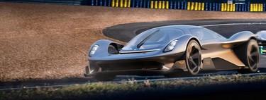 Vision 1789, el superdeportivo impulsado por biometano que pretende conquistar Le Mans