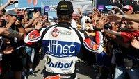 Superbikes San Marino 2011: fin de semana redondo de Carlos Checa