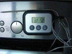 Termómetros, indispensables en cualquier cocina