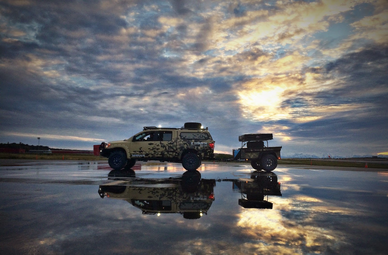Foto de Nissan Project Titan (5/22)