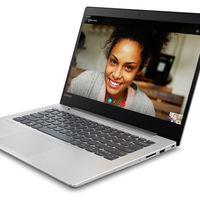 Oferta Flash: portátil Lenovo Ideapad 320S-14IKB, con SSD de 128GB, por 299,99 euros y envío gratis