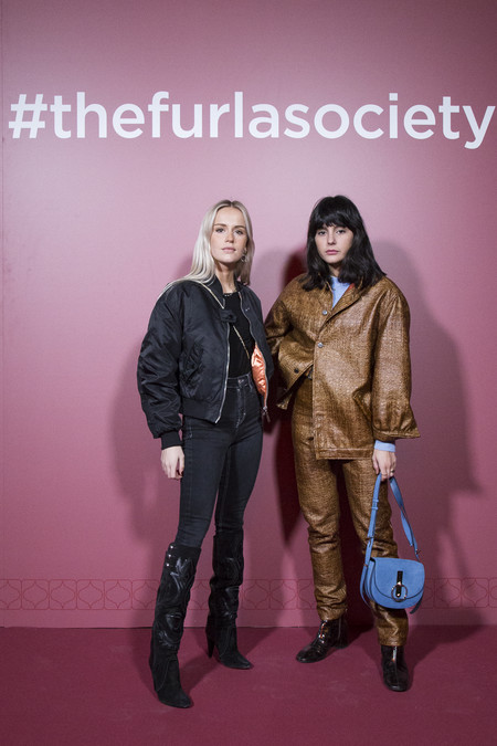 The Furla Society Monica Azoz Y Maria Bernad